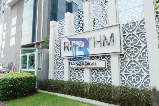 CR170058, Condominium for Rent at Rhythm Sukhumvit