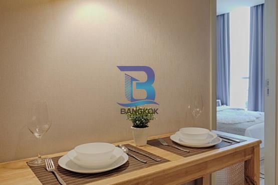 Bangkok Bangkok Condo Living Noble Revolve Ratchadaปล่อยเช่า-Noble-Revolve-1-ห้องนอน-(Ready-to-Move)