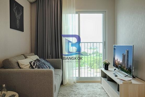 Bangkok Bangkok Condo Living Noble Revolve Ratchadaเช่า-Noble-Revolve-1-ห้องนอน-(Ready-to-Move)