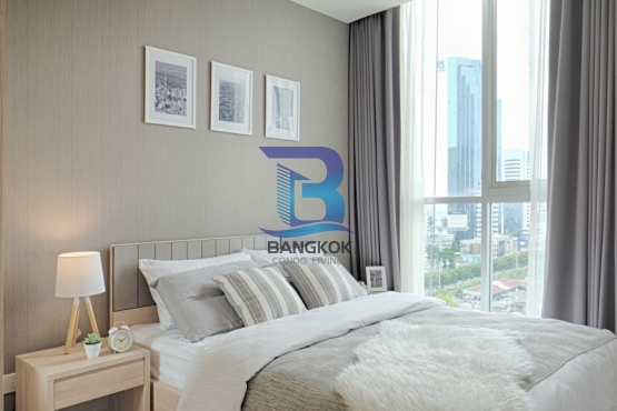 Bangkok Bangkok Condo Living Noble Revolve Ratchadaปล่อยเช่า-NobRevolve-1-ห้องนอน-(Ready-to-Move)