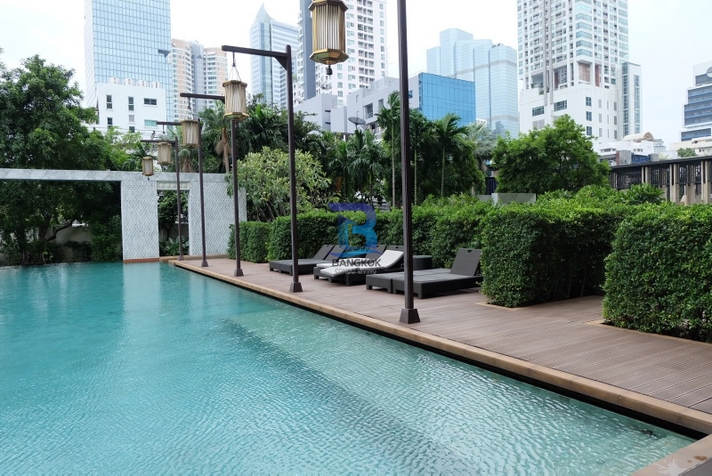 Condominum for Rent at The Address Sathorn